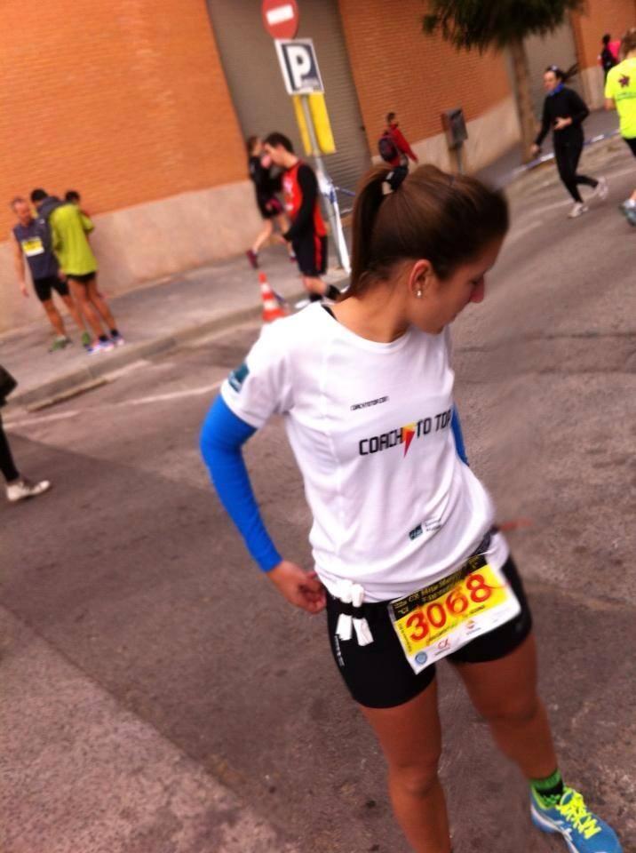 Deprt. psicología: los 10 mandamientos de la preparación para la maratón